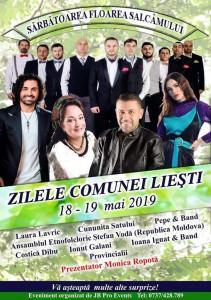 ANUNT-zilele comunei Liesti